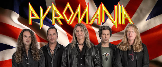 Pyromania – Def Leppard Tribute Act