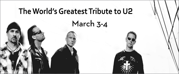 L.A.vation – The World's Greatest Tribute to U2