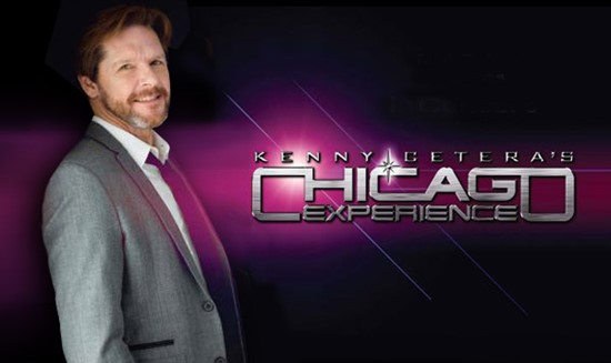 Kenny Cetera's Chicago Experience