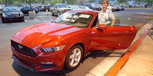 Jackpot And Promotion Winners At Casino Arizona - Talking stick resort car show