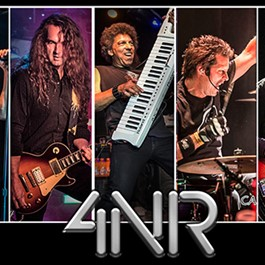 4NR - Foreigner Tribute