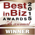 Best in Biz awards 2015