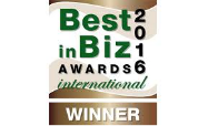 Bestin Biz awards 2016