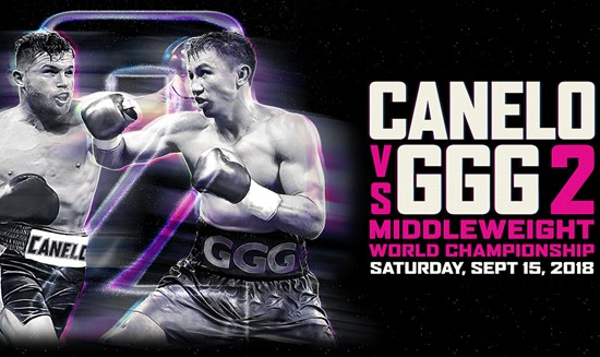 Canelovs. Golovkin Viewing Party