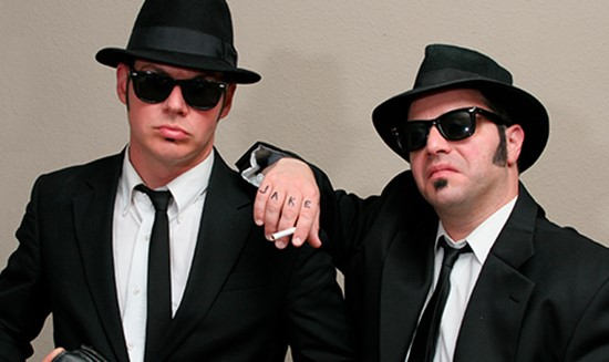 The Blues Brothers Holiday Hangover