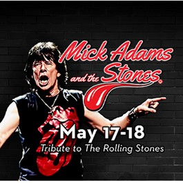 Mick Adams and The Stones