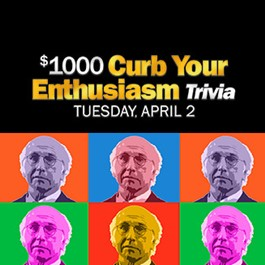 Curb Your Enthusiasm Trivia
