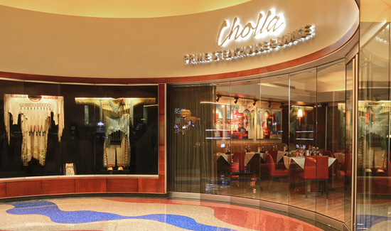 casino arizona restaurant