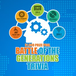 Battle of the Generations Trivia