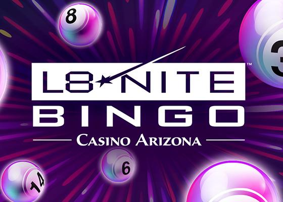 Play Bingo at the Casino Arizona Bingo Hall