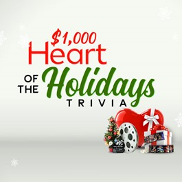 Heart of the Holidays Trivia