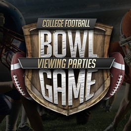 College Bowl Game Viewing Parties