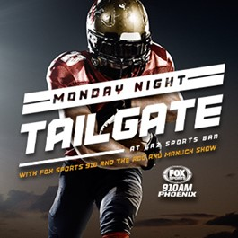 Monday Night Tailgate
